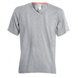 Tee shirt V NECK LADY femme