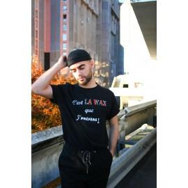 TEE-shirt Homme COLLECTION C'est la WAX Que J'Préfère