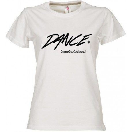 Tee Shirt Femme de danse: COLLECTION DANCE