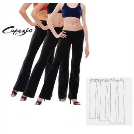 Pantalon Jazz Capezio CC750M