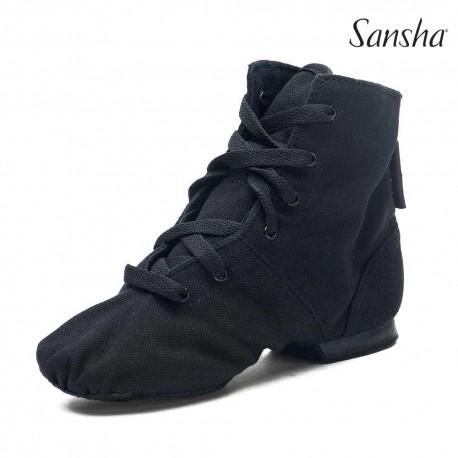 Chaussures bottines de Jazz JB3C SOHO SANSHA