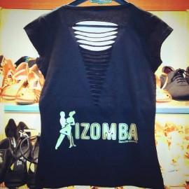 Tee shirt Femme dos à lanières - COLLECTION KIZZ