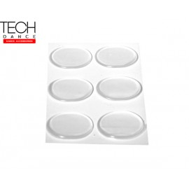 Gel rond protection orteil - TECH Dance gel points