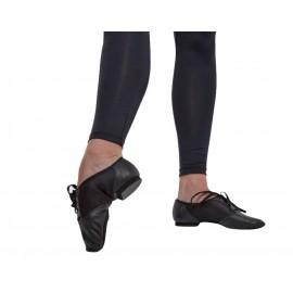 Chaussure bi-semelle cuir nylon CAPEZIO U458