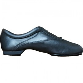 Chaussures Homme TANGO SALSA en cuir noir