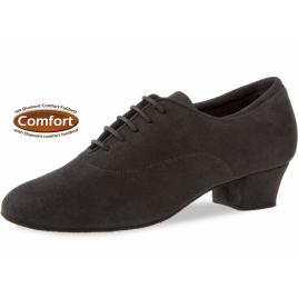 Chaussure PRACTICE toutes danses nubuck noir