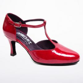 Chaussures danse de salon salomé en cuir : NINA
