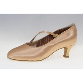 Chaussures standard femmes satin Compétition