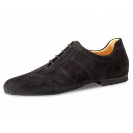 Sneakers homme URBAN Suède black - WERNER KERN