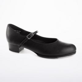 Claquettes 451 cuir noir - CAPEZIO