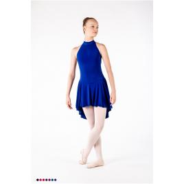Robe de danse dos nu fines bretelles LA603W-SHEDDO