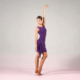 Jupe de danse assymétrique fluide- SHEDDO