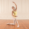 justaucorps de danse enfant fines bretelles réglables-DANSEZ VOUS