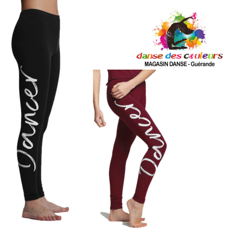 Legging de danse Dancer Enfant-TEMPS DANSE