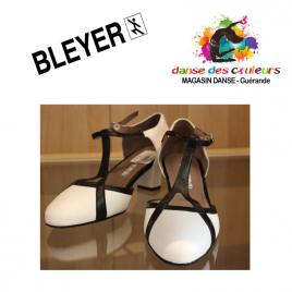Chaussures de Swing Rock : JACKIE SWING - BLEYER