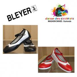 Chaussures de Swing Lindy Hop: Lindy Hop strap-BLEYER