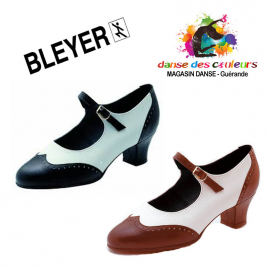 Chaussures de Swing Rock: Suzy-BLEYER