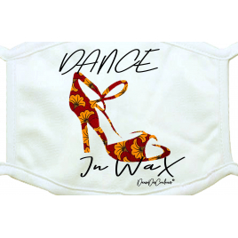 Masque de Protection Basic : Collection BALLROOM 2-Magasin Danse Des Couleurs