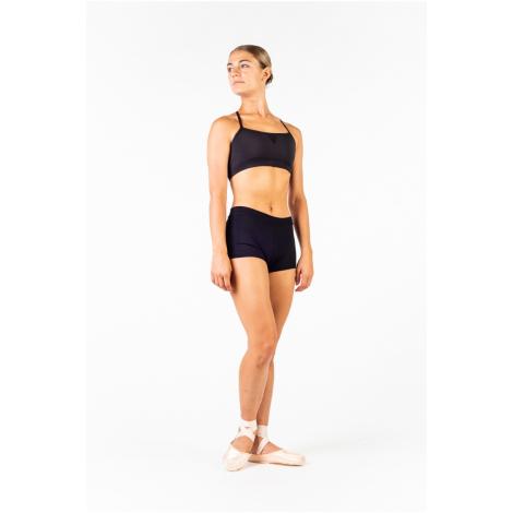Short mixte de danse invisible taille basse Adulte tb113-CAPEZIO