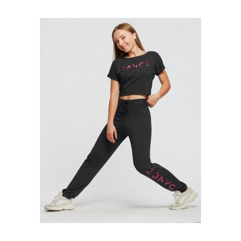 Pantalon fluide DANCE Junior Enfant - TEMPS DANSE