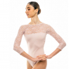 Justaucorps à manches ZELDA - Basilica Dancewear