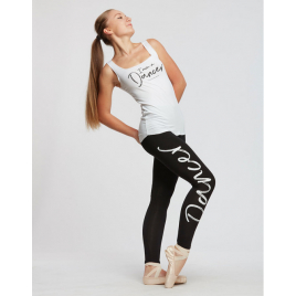 Legging DANCER Adulte en viscose-TEMPS DANSE