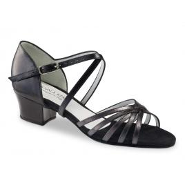Chaussure danse de salon à lanières cuir - ANNA KERN