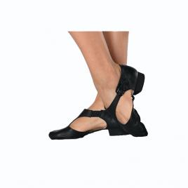 Chaussure de professeur bi-semelle EVA -DANSEZ VOUS
