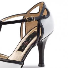 Chaussures de Danse agneau et cuir vernis PALOMA - NUEVA EPOCA