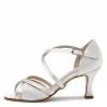 Chaussures de danse femme satin blanc Juillet-WERNER KERN