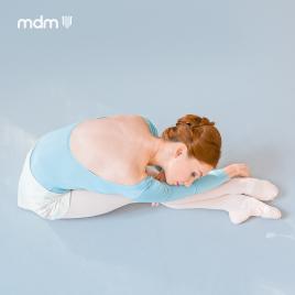 "MB105 - Demi-pointe technique avec insert stretch ""Intrinsic Reflex"" - MDM"