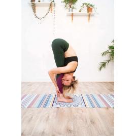 Tapis de Yoga TRAVEL motif TANGER - BAYA