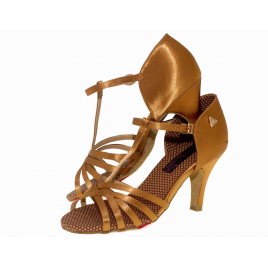 Chaussures Latines ADS REAL DANCE Femme satin