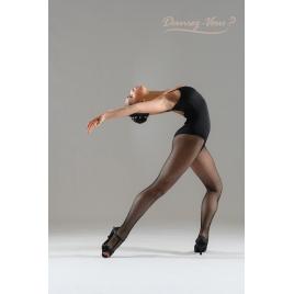 Collant de danse résille sans pieds Adulte R102-DANSEZ-VOUS
