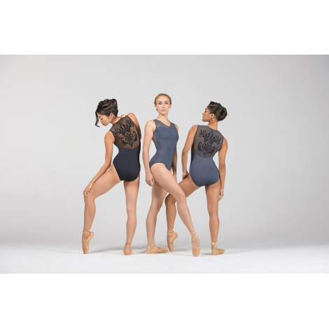 Justaucorps Ballet Rosa CRYSTALE