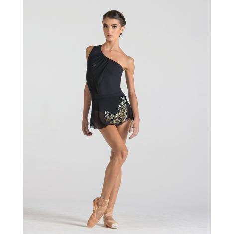 Jupette Imprimée Ballet Rosa Dalila Gold
