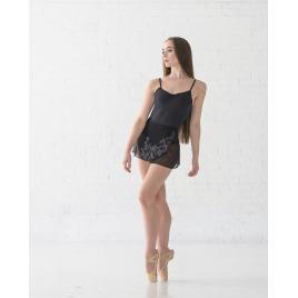 Jupette Léonie Imprimé floral - Ballet Rosa