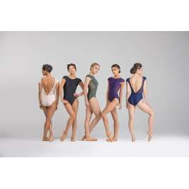 Justaucorps Ballet Rosa Maeva