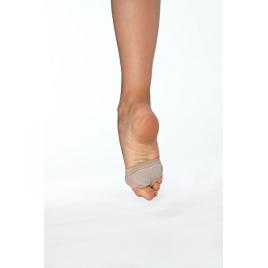 Pédilles de danse en résille stretch-adulte et enfant