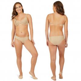 Soutien-gorge avec armatures Nude 3767W CAPEZIO