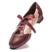 Chaussures de Danses Swing Cabaret rose ancien - RUMPF
