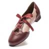 Chaussures de Danses Swing Cabaret rose ancien 9239 - RUMPF