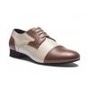 Chaussures danse de salon Swing 2156 marron et beige - RUMPF