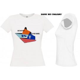 Tee Shirt - Vacances Bateaux Vintage