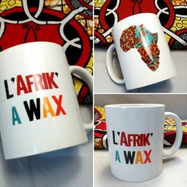 MUG Collection 'Akrika wax'