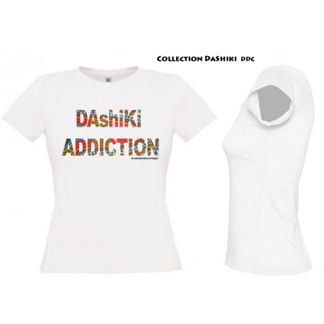 Tee Shirt Femme : Collection DASHIKI