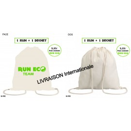 SAC Run Eco Team - LIVRAISON Internationale