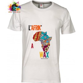 TEE-shirt Homme COLLECTION L'AFRIK A WAX