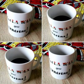 MUG Collection 'C'EST LA WAX'