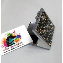 MIROIR à Imprimés Tissu BOGOLAN